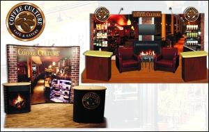 Coffee Culture display