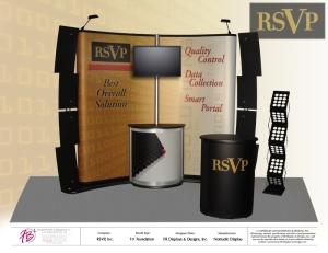 RSVP 10' Display