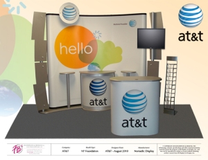 AT&T Display by FBD2