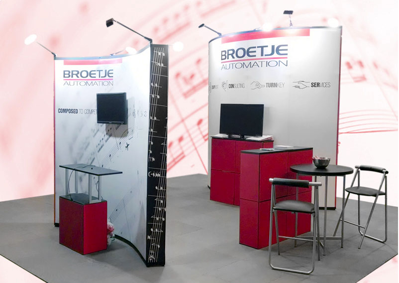 Trade Show Booth Examples : Fb displays designs inc