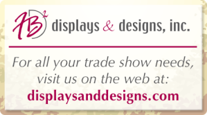 FB Displays and Designs trade show display